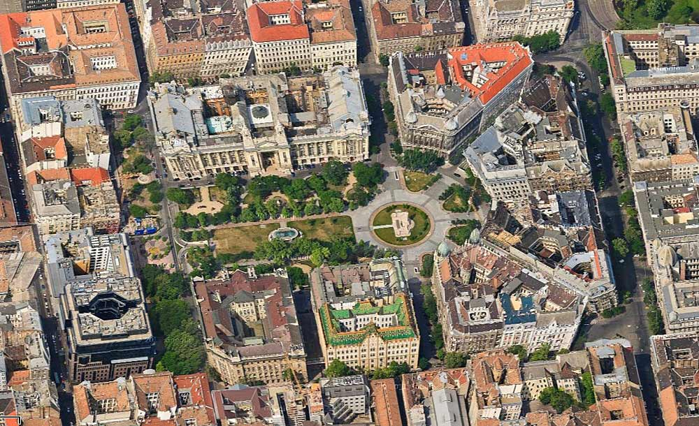 széchenyi tér budapest térkép Szecessziós Magazin széchenyi tér budapest térkép